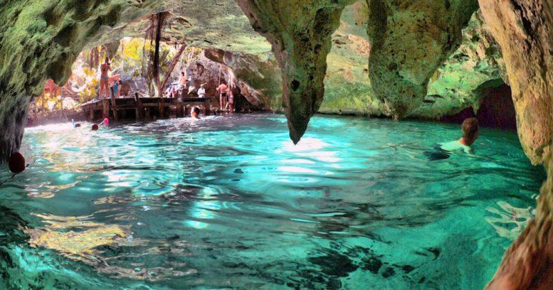 Gran Cenote, Quintana Roo