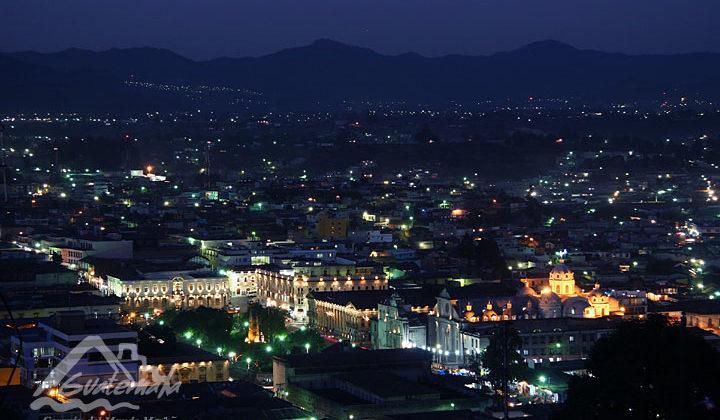 Ciudad de Quetzaltenango, Guatemala