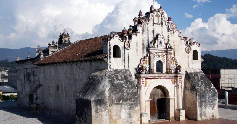 Ermita de la Concepción, Guatemala