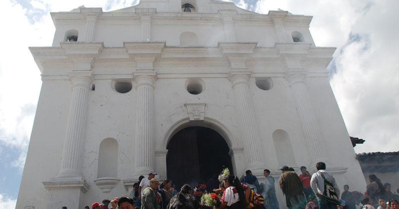 Iglesia de Santo Tomás, Guatemala
