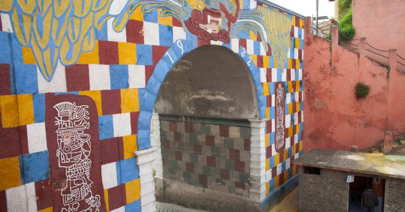 Arco de Gucumatz, Guatemala