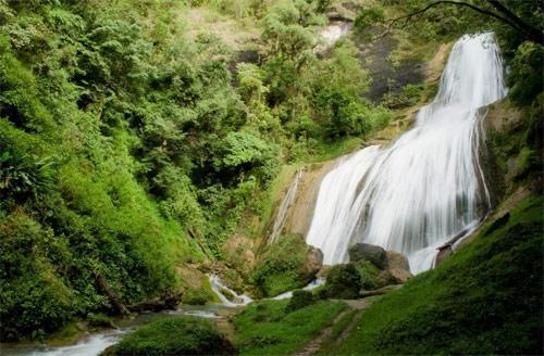 Cascada Chichel, Guatemala