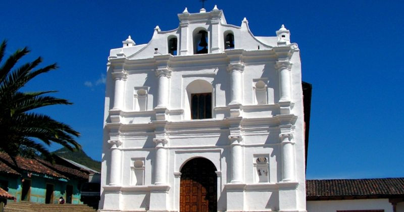 Iglesia Chajul, Guatemala