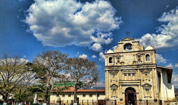 Iglesia Joyabaj, Guatemala