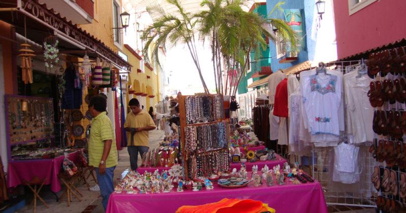 Artesanía en Cancún, Quintana Roo