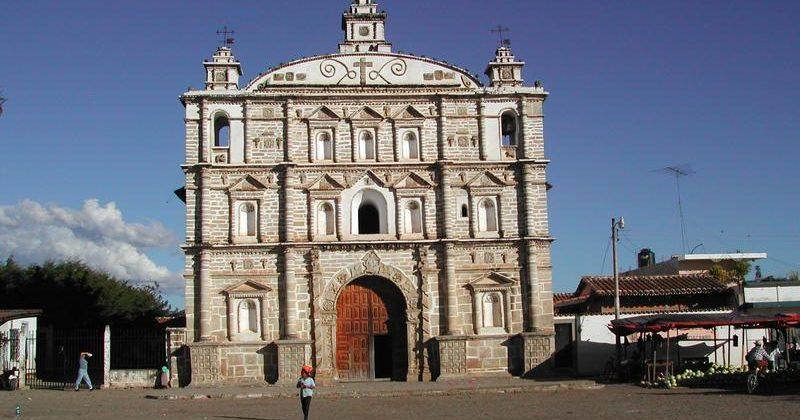 Iglesia de Zacualpa, Guatemala