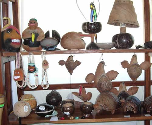Artesanía en Holbox, Quintana Roo