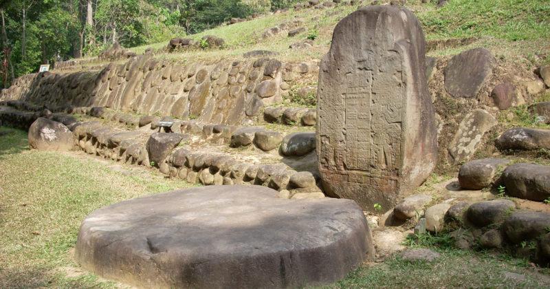 Zona Arqueológica Takalik Abaj, Guatemala