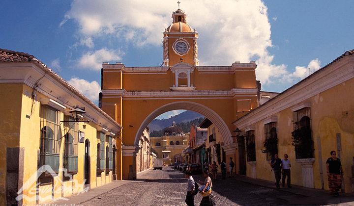 Convento y Arco de Santa Catalina, Guatemala