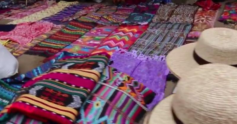 Artesanía del Departamento de San Marcos, Guatemala