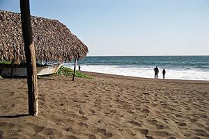 Playa Monterrico, Guatemala