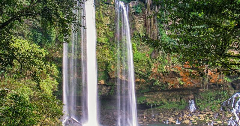 Cascada de Misol Há, Chiapas
