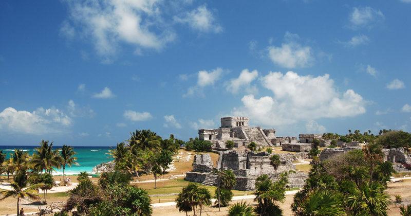 Zona Arqueológica Tulúm, Quintana Roo