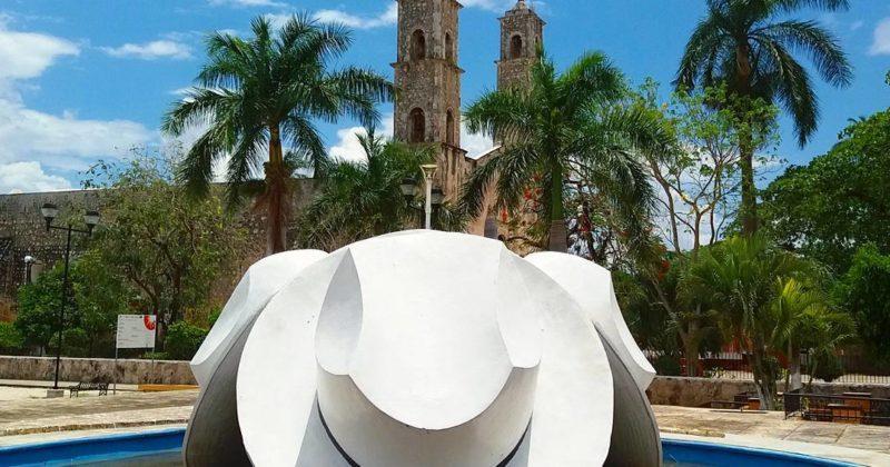 Bécal cuna del sombrero Jipi en Campeche