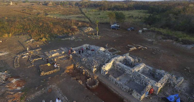 Descubrimientos en Dzehkabtún – Cerámica y entierros