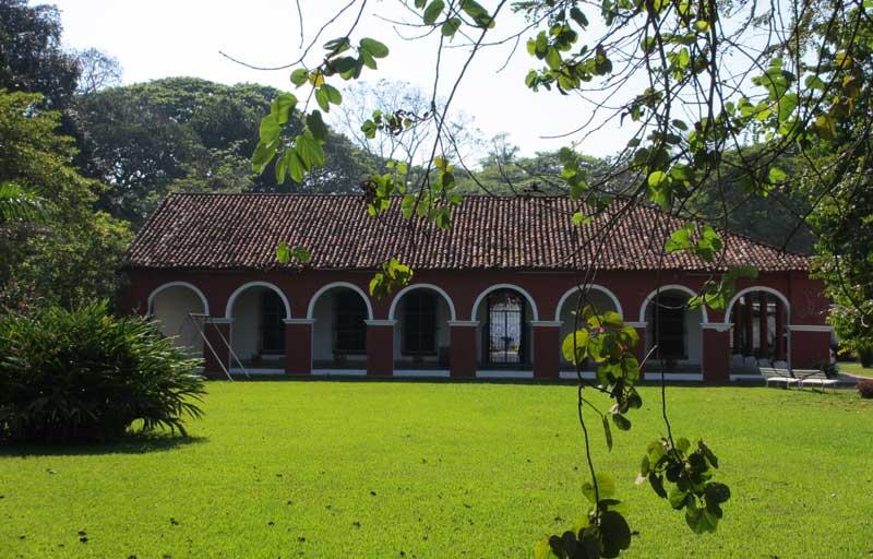 Hacienda de La Luz, Comalcalco, Tabasco, Mexico
