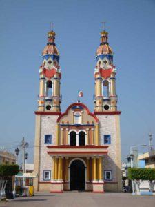 Parroquia de San Marcos, Paraíso Tabasco, México