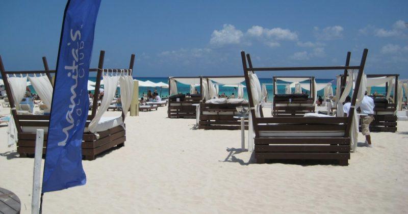 Playas en Playa del Carmen, Quintana Roo