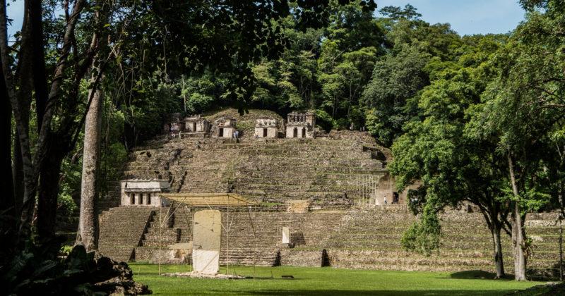 Zona Arqueológica de Bonampak – Los murales Mayas