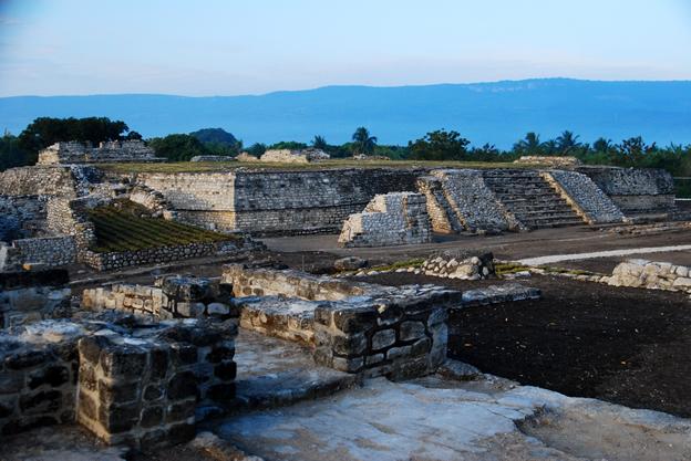 Zona Arqueológica Chiapa de Corzo, Chiapas