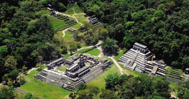 Ciudad Prehispánica de Palenque – Capítulo 3 – Descripción de la Zona Arqueológica