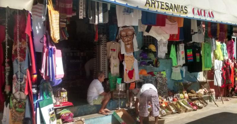 Artesanía en Isla Mujeres, Quintana Roo