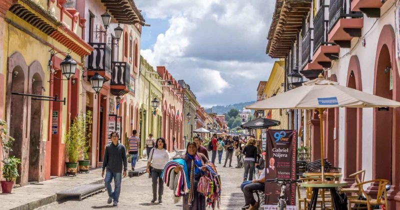 Ciudad de San Cristóbal de las Casas, Chiapas