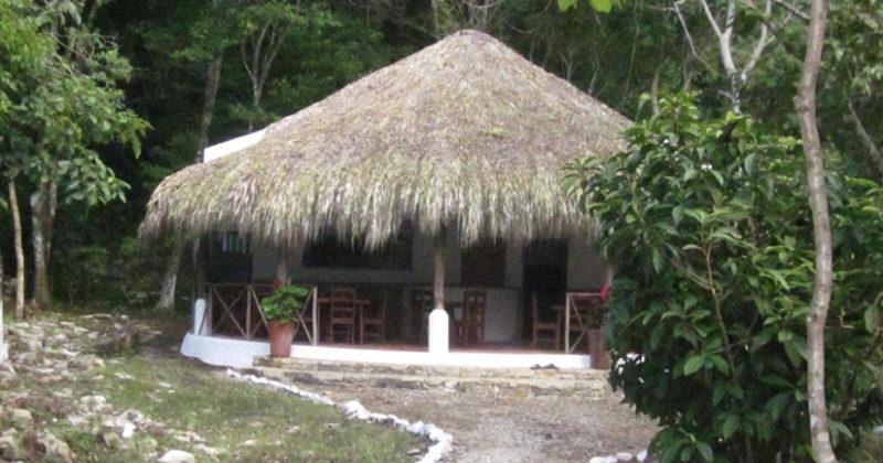 Centro Ecoturístico Indígena «El Zapotal»