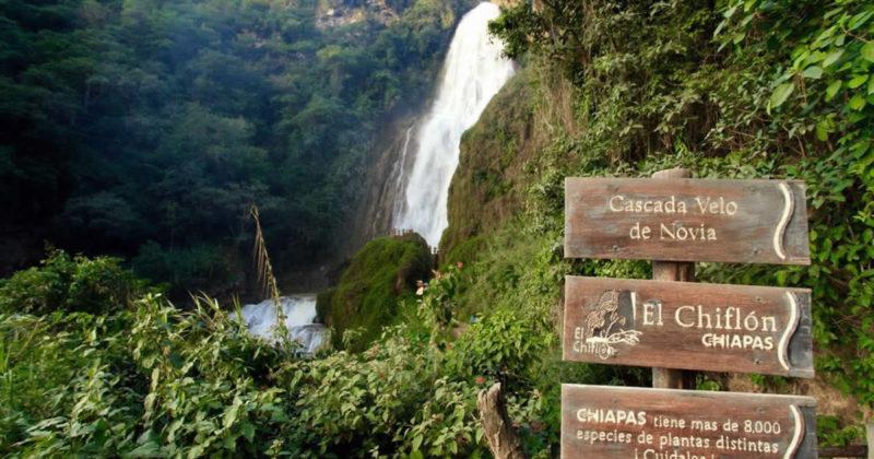 Centro Ecoturístico Indígena «Cascadas el Chiflón»