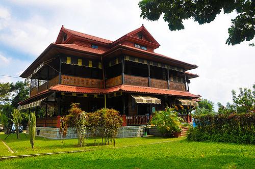 Centro Turístico «Casa Grande Santo Domingo»