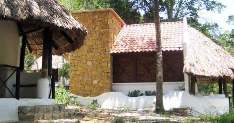 Centro Ecoturístico Indígena «General Lázaro Cárdenas»