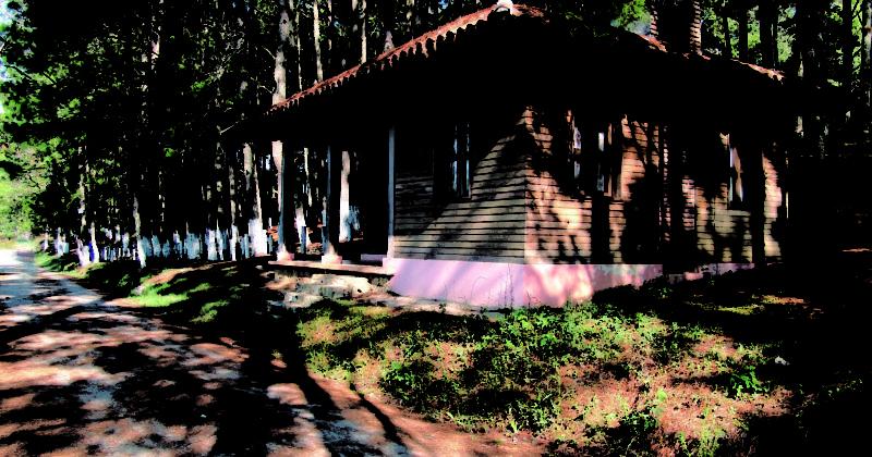 Centro Ecoturístico Indígena «Laguna Verde»