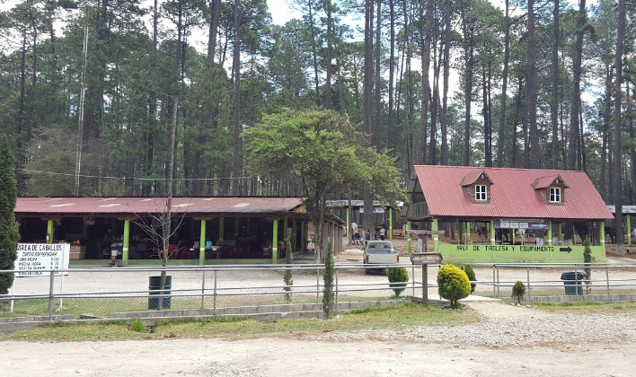 Parque Ecoturístico «Grutas De Rancho Nuevo»