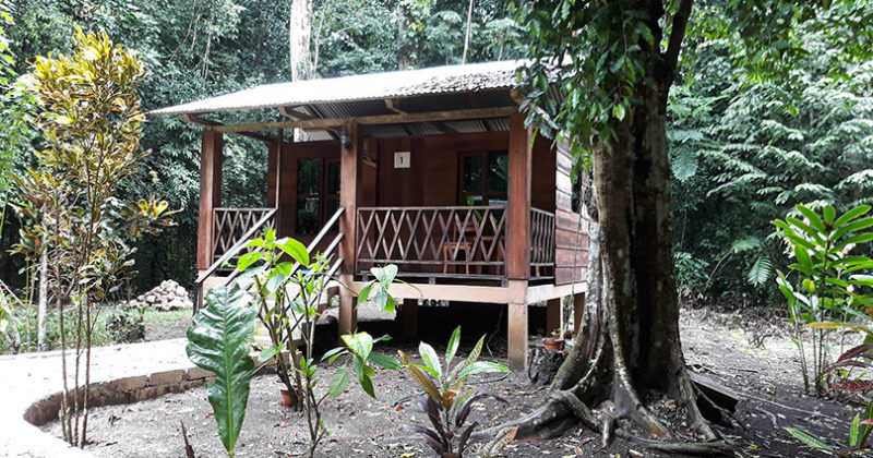 Campamento Turístico «Felipe Chambor / Cabaña Tu´ur»