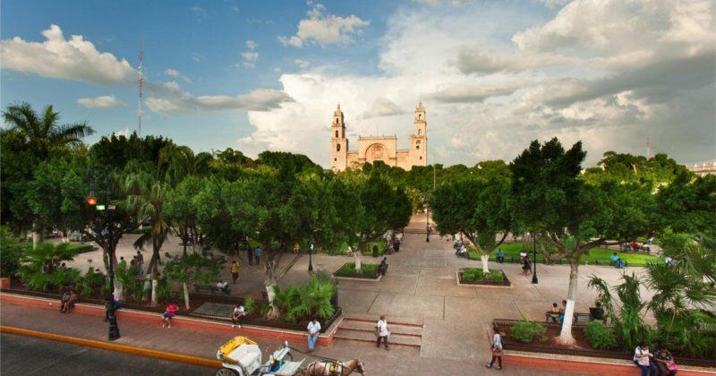 """Mérida """"La Ciudad Blanca"""""""