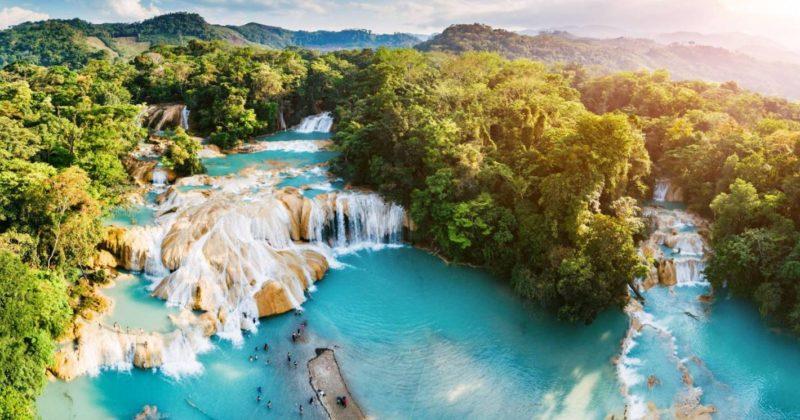 Estado de Chiapas, inundado de bellezas naturales