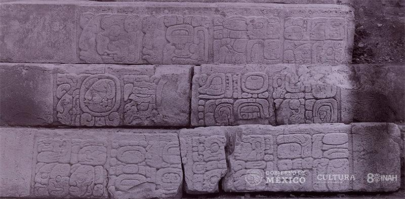 Nuevos análisis epigráficos de la escalera jeroglífica de Palenque, reinterpreta las guerras lideradas por Pakal.