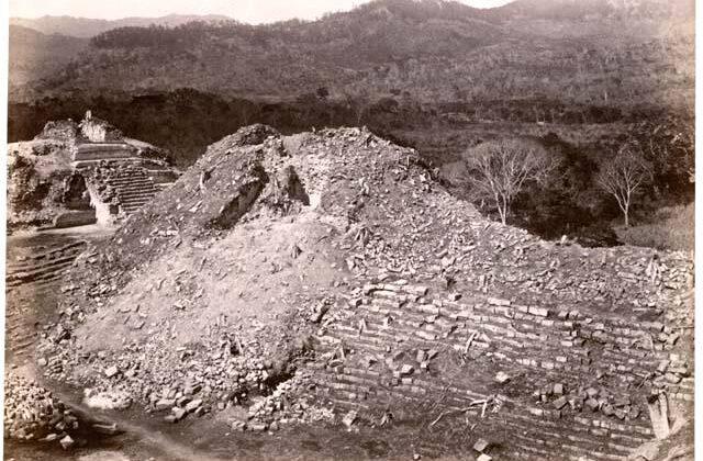 Capítulo 1 «Historia del Sitio Arqueológico de Copán»
