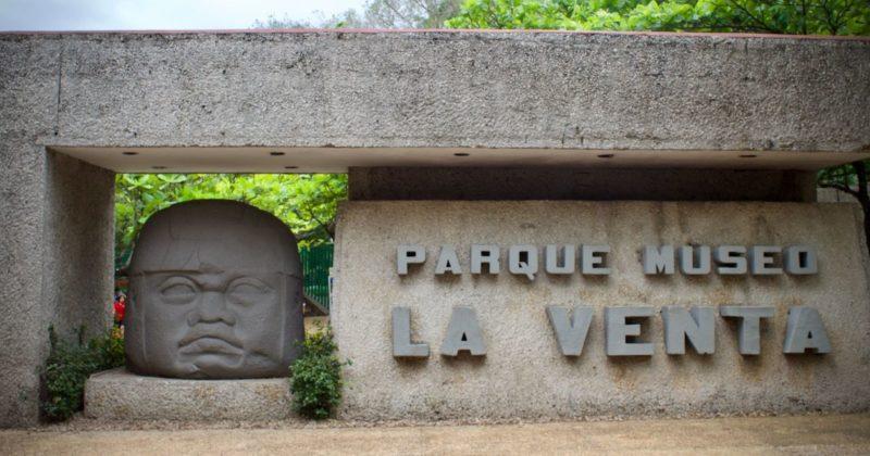 Tres reinos en «Parque Museo La Venta»
